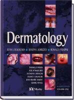new book, title: Dermatology / edited by Jean L. Bolognia, Joseph L. Jorizzo, Ronald P. Rapini.