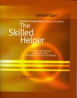 new book, title: Exercises in helping skills : a manual to accompany the skilled helper, a problem-management and opportunity-development approach to helping, ninth edition / Gerard Egan.