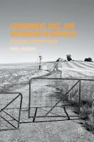 new book, title: Environment, Race and Nationhood in Australia [electronic resource]