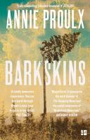 new book, title: Barkskins / Annie Proulx.