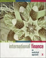 new book, title: International finance : an analytical approach / Imad A. Moosa.
