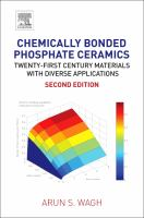 new book, title: Chemically Bonded Phosphate Ceramics [electronic resource]: Twenty-First Century Materials with Diverse Applications