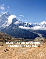 new book, title: Earth as an evolving planetary system / Kent C. Condie.