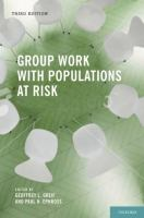 new book, title: Group work with populations at risk [electronic resource] / edited by Geoffrey L. Greif, Paul H. Ephross.