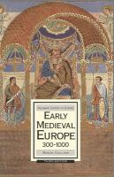 new book, title: Early medieval Europe, 300-1000 [electronic resource] / Roger Collins.