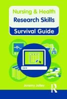 new book, title: Research skills [electronic resource] / Jeremy Jolley.