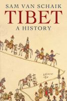 new book, title: Tibet [electronic resource] : a history / Sam Van Schaik.