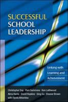 new book, title: School Leadership and Student Outcomes [electronic resource]: Building and Sustaining Success