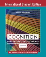 new book, title: Cognition : exploring the science of the mind / Daniel Reisberg, Reed College.
