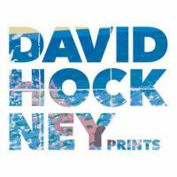 new book, title: David Hockney prints : the National Gallery of Australia collection / Jane Kinsman.