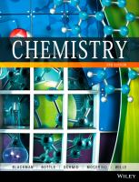 new book, title: Chemistry / Allan Blackman, Steven E. Bottle, Siegbert Schmid, Mauro Mocerino, Uta Wille.