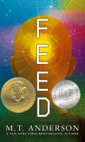 new book, title: Feed / M.T. Anderson.