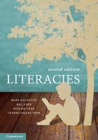 new book, title: Literacies / Mary Kalantzis, Bill Cope, Eveline Chan, Leanne Dalley-Trim.