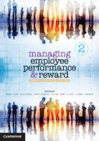 new book, title: Managing employee performance and reward : concepts, practices, strategies / John Shields [and nine others].