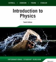 new book, title: Cutnell & Johnson physics / David Young, Shane Stadler.