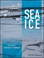 new book, title: Sea ice [electronic resource] / edited by David N. Thomas.