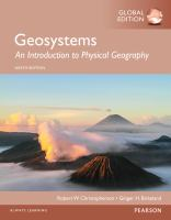 new book, title: Geosystems [electronic resource]: An Introduction to Physical Geography, Global Edition
