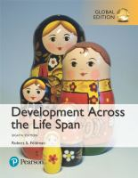 new book, title: Development Across the Life Span, Global Edition [electronic resource]