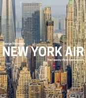 new book, title: New York air : the view from above / George Steinmetz.