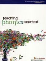 new book, title: Teaching phonics in context / David Hornsby, Lorraine Wilson.