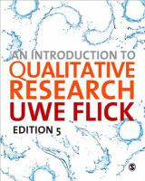 new book, title: An introduction to qualitative research / Uwe Flick.
