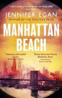 new book, title: Manhattan beach / Jennifer Egan.