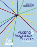 new book, title: Auditing and assurance services in Australia / Grant Gay, Roger Simnett.