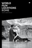 new book, title: World Film Locations: Rome [electronic resource]