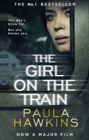 new book, title: The girl on the train / Paula Hawkins.