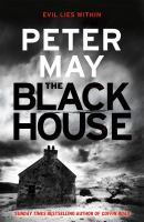 new book, title: The blackhouse / Peter May.