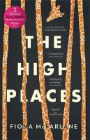 new book, title: The high places / Fiona McFarlane.