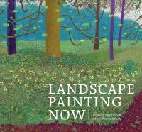 new book, title: Landscape painting now : from pop abstraction to new romanticism / edited by Todd Bradway ; essays by Barry Schwabsky ; contributions by Robert R. Shane, Louise Sørensen, and Susan A. Van Scoy.