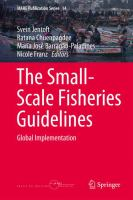 new book, title: The Small-Scale Fisheries Guidelines [electronic resource]: Global Implementation