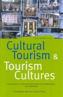 new book, title: Cultural tourism and tourism cultures : the business of mediating experiences in Copenhagen and Singapore / Can-Seng Ooi.