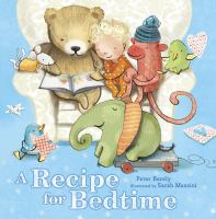 book jacket for A Recipe for Bedtime