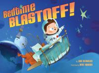 book jacket for Bedtime Blastoff!