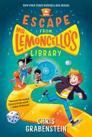 [KIDS] Escape From Mr. Lemoncello's Library