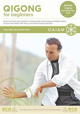 cover of Qigong for Beginners