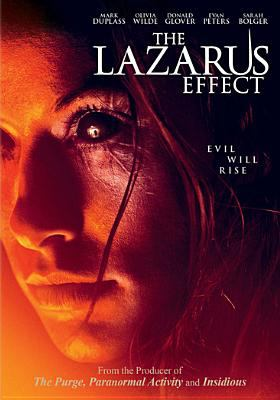 cover of The Lazarus Effect