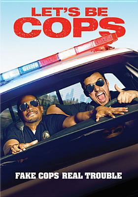 cover of Let's Be Cops
