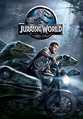 cover of Jurrassic World
