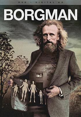 cover of Borgman