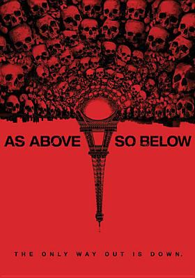 cover of As Above, So Below