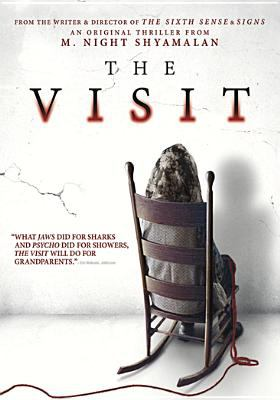cover of The Visit
