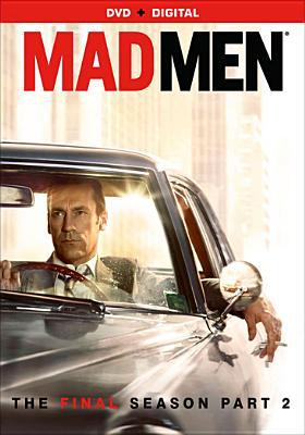 cover of Mad Men: The Final Season, Part 2
