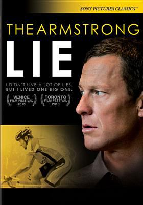 cover of The Armstrong Lie