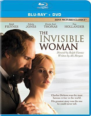 cover of The Invisible Woman