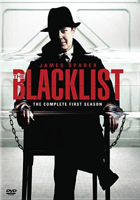 cover of The Blacklist: The Complete First Season