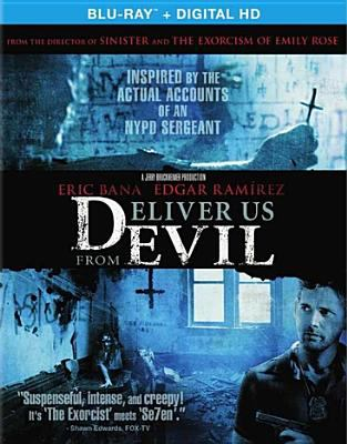 cover of Deliver Us From Evil