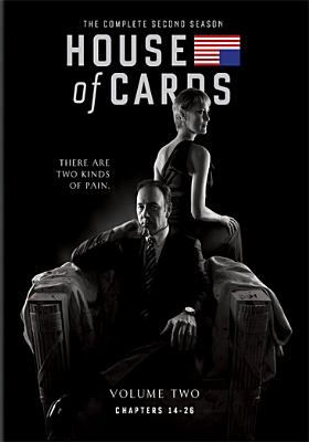 cover of House of Cards: The Complete Second Season